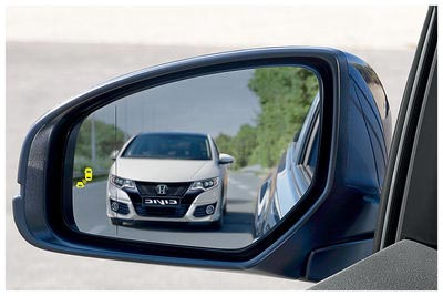 Honda Civic - Blind Spot Technology