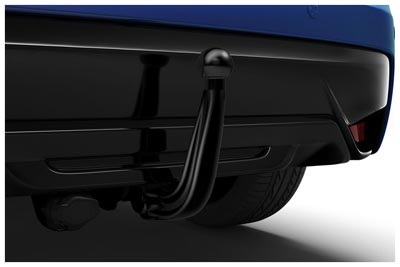 Honda Civic - Detachable Towbar