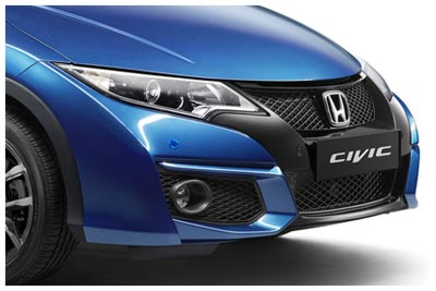 Honda Civic - Parking Sensors
