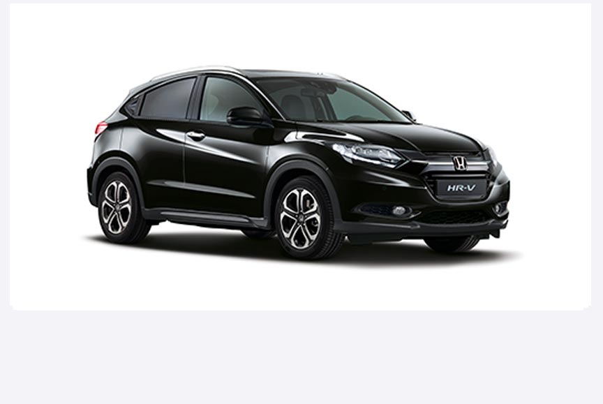 Honda HR-V - Available in Crystal Black Pearl