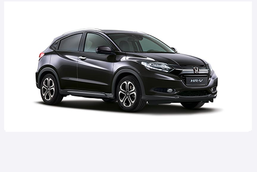 Honda HR-V - Available in Black Metallic
