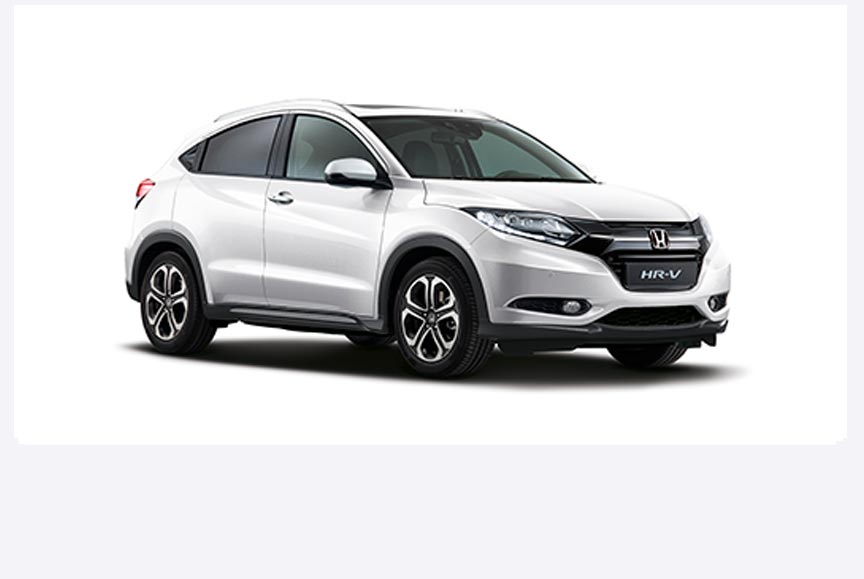 Honda HR-V - Available in White Orchid Pearl