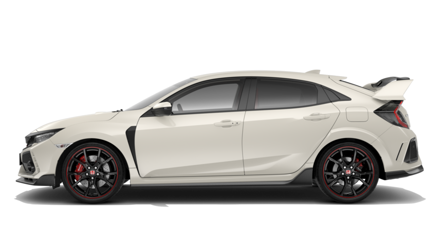 Honda Civic Type R - Available in Championship White