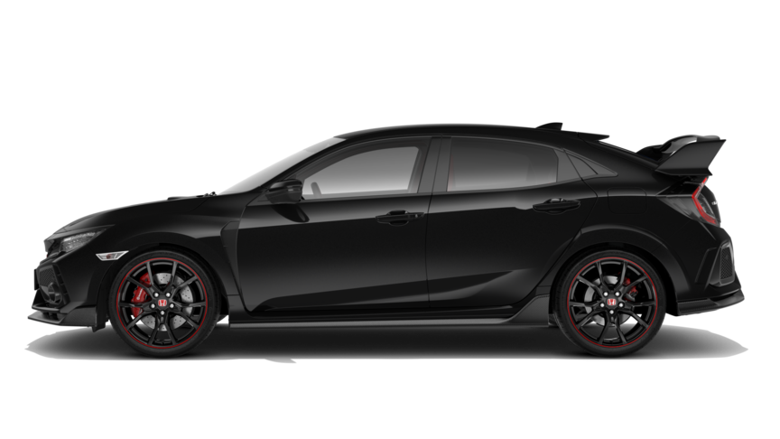 Honda Civic Type R - Available in Crystal Black Pearl