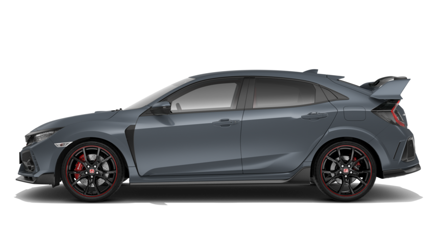 Honda Civic Type R - Available in Sonic Grey Pearl