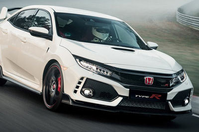 Honda  Civic Type R - Adaptive suspension