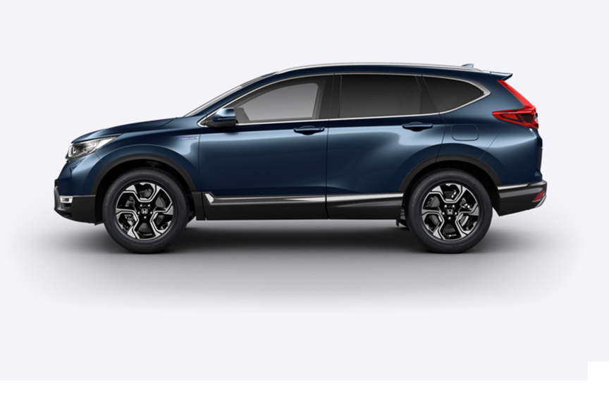 Honda CR-V Hybrid - Available in Cosmic Blue Metallic
