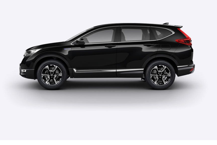 Honda CR-V Hybrid - Available in Crystal Black Pearl