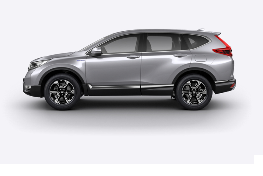 Honda CR-V Hybrid - Available in Lunar Silver Metallic