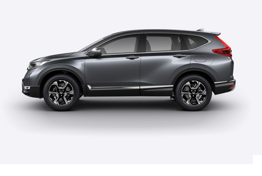 Honda CR-V Hybrid - Available in Modern Silver Metallic