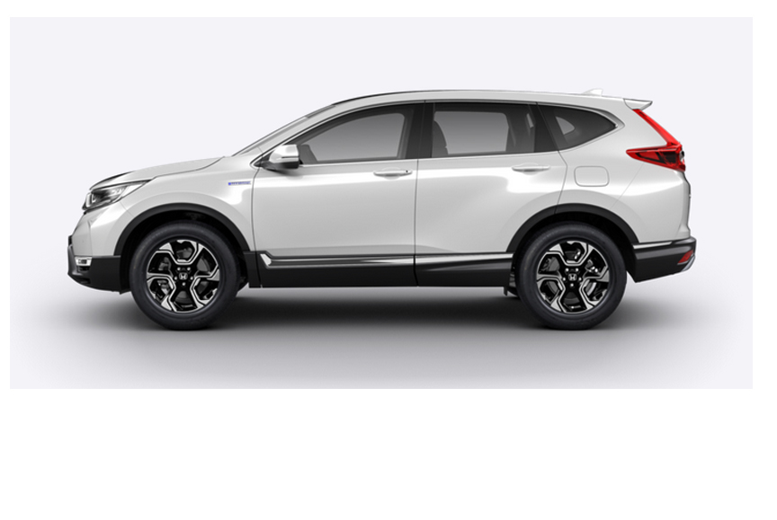 Honda CR-V Hybrid - Available in Platinum White Pearl