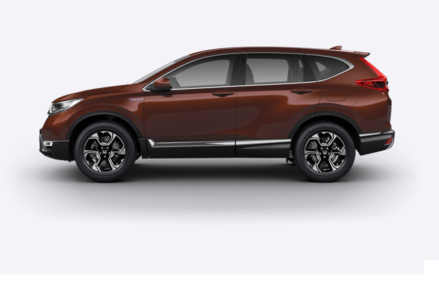 Honda CR-V Hybrid - Available in Premium Agate Brown Pearl