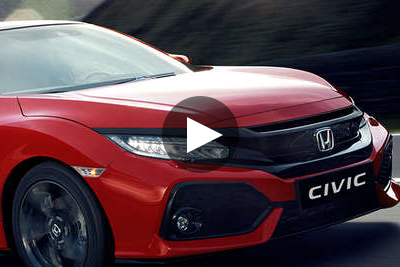 Honda Civic 5 Door - Overview