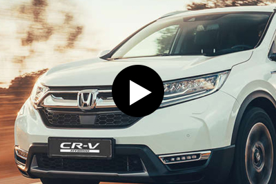 Honda Cr V Hybrid - Overview