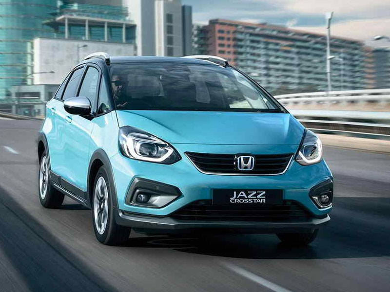 Honda Jazz - Overview