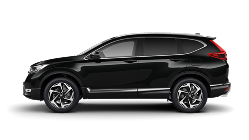 Honda CR-V - Available in Crystal Black Pearl