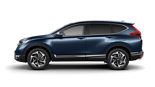Honda CR-V - Available in Cosmic Blue Metallic