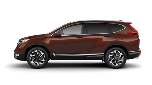Honda CR-V - Available in Premium Agate Brown Pearl