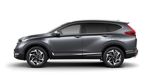 Honda CR-V - Available in Modern Steel Metallic