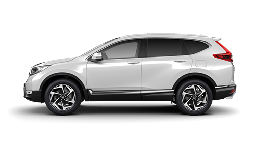 Honda CR-V - Available in Platinum White Pearl