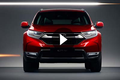 Honda New Cr V - Overview