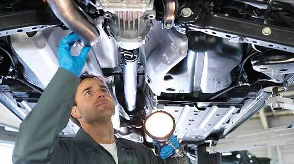 Car Maintenance at Newton Honda